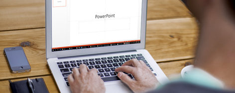 C 4 Powerpoint Presentations using audio,video and graphics